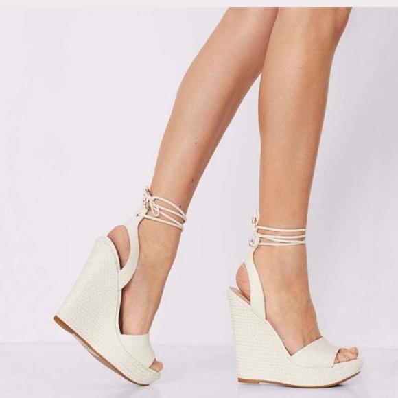 Aldo Shoes | New Wedges White | Poshmark